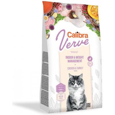 Calibra Cat Verve GF Indoor & Weight Chicken 750 g