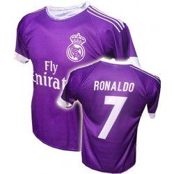 1a1f34b41 Sp Fotbalový dres Real Madrid Cristiano Ronaldo 16/17, venkovní Číslo na  prsa