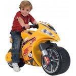 Injusa motorka Winner žlutá