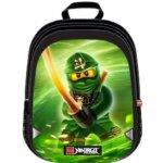 LEGO batoh Ninjago Lloyd Extended černý/zelený