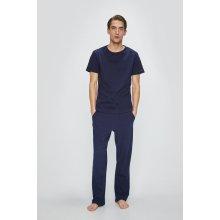 Tommy Hilfiger pánské pyžamo kr.rukáv tm.modré ca75a529d4