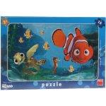 Dino Puzzle rámové Nemo 15 dílků