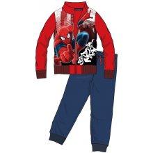 Disney by Arnetta Chlapecká tepláková souprava Spiderman červeno-modrá