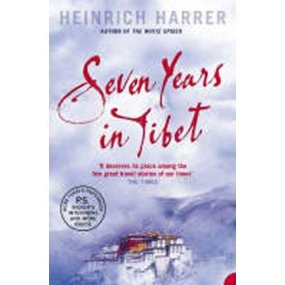 Seven Years in Tibet - H. Harrer