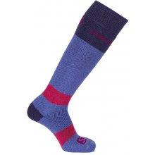 Salomon ponožky All round 2pack daybreak grey/gaura pi