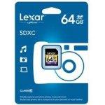 Lexar SDXC 64GB Class 10 MKSDLEXX10053