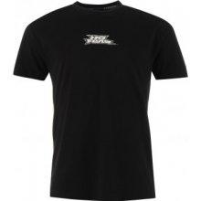 No Fear Forever Skull T Shirt Black