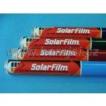 Solarfilm červená transp.