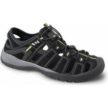VM SINGAPORE 4625-60 sandál outdoor kožený v kombinaci s textilem