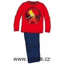 Vyrobce Bart Simpson pyžama model A