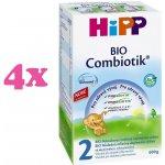 HiPP 2 BIO Combiotic 4x600 g