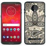 Pouzdro Fantastic Case Motorola Moto Z3 Play Indické vzory