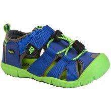4b9251cb9f Bugga chlapecké sandály B00150-04 modrá