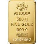 Zlatý slitek PAMP Fortuna Zlatý slitek ražená 500 g