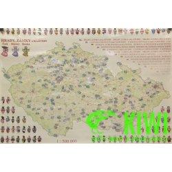 Mapa Hradu A Zamku Nejlepsi Ceny Cz