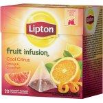 Lipton Cool Citrus pyramid 48 g