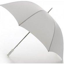 Fulton Partnerský holový mechanický deštník Fairway-3 White S664