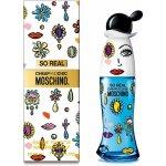 Moschino So Real toaletní voda dámská 50 ml
