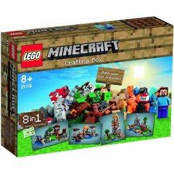 Lego LEGO MINECRAFT 21116 Crafting Box