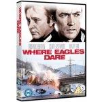 Where Eagles Dare DVD
