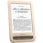 Pouzdro Pocketbook Touch Lux 3 PB626-G-WW zlaté