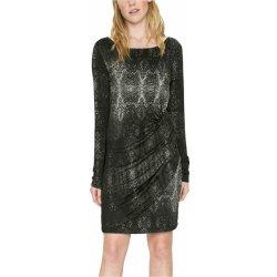 Desigual šaty Bonnie negro od 839 Kč - Heureka.cz eddd08c3fcc
