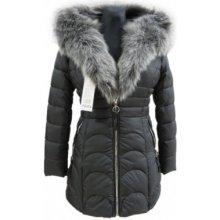 Feifa F84-1 dámská zimní bunda černá
