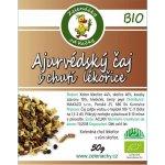 Zelenáčky Ajurvédský čaj s chutí lékořice 50 g