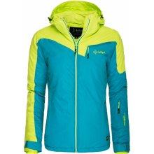 Dámská lyžařská bunda KEIRA (Kilpi) zelená