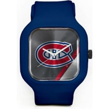 Old Time Hockey Montreal Canadiens Modify Watches Silicone