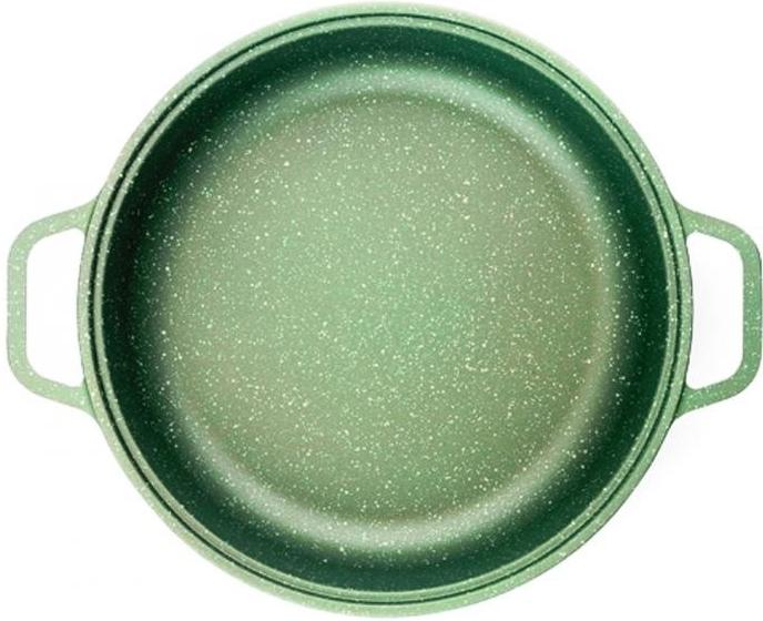 Dr. Green zdravý hrnec s povrchem vodního kamene 28cm - 0