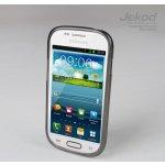 Pouzdro Jekod TPU ochranné Samsung i8190 Galaxy S III Mini černé