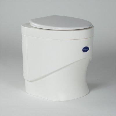 Separett WEEKEND Separační toaleta, bílá