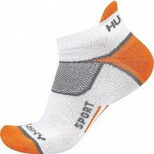 Husky ponožky Sport oranžová
