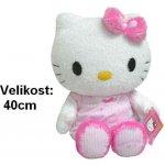 EP Line Hello Kitty s tajnou schránkou zvířátko 40 cm