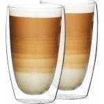 4Home Termo sklenice na latté Hot&Cool 0,41l 2 ks