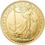 Britannia Zlatá mince 1 oz Velká Británie 2013