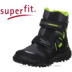 Dětská bota Superfit 1-00080-02 Husky schwarz kombi 7a385eaa13