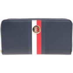 652aef5d64f Peněženka Tommy Hilfiger Peněženky Dámská peněženka AW0AW06491 901  corporate Modrá
