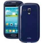 Pouzdro Puro PLASMA Samsung Galaxy S III Mini modré