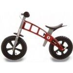 First Bike Cross s ruční brzdou červené