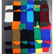 Boma ponožky Prstové - AKRYL