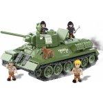 COBI 2485 Smal Army T-34/76 z filmu Čtyři z tanku a pes