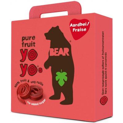 Yoyo Bear Jahoda 5 x 20 g