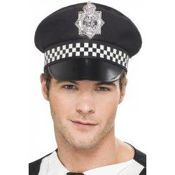 Karnevalový kostým Policejní čepice 22d30c8fa8