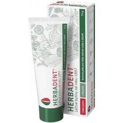 Herbadent bylinná zubní pasta 75 ml