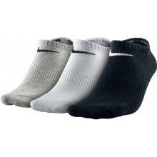 Nike ponožky 3PPK Lightweight No-Show 001 black white 58ba6742f1