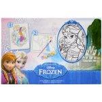 Namaluj si obrázek Frozen