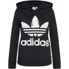 Adidas Originals Trefoil Hoodie černá 9ab5844f5c