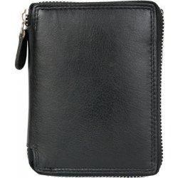 Kožená peněženka pánská kvalitní celá dokola na zip e1da93c90c